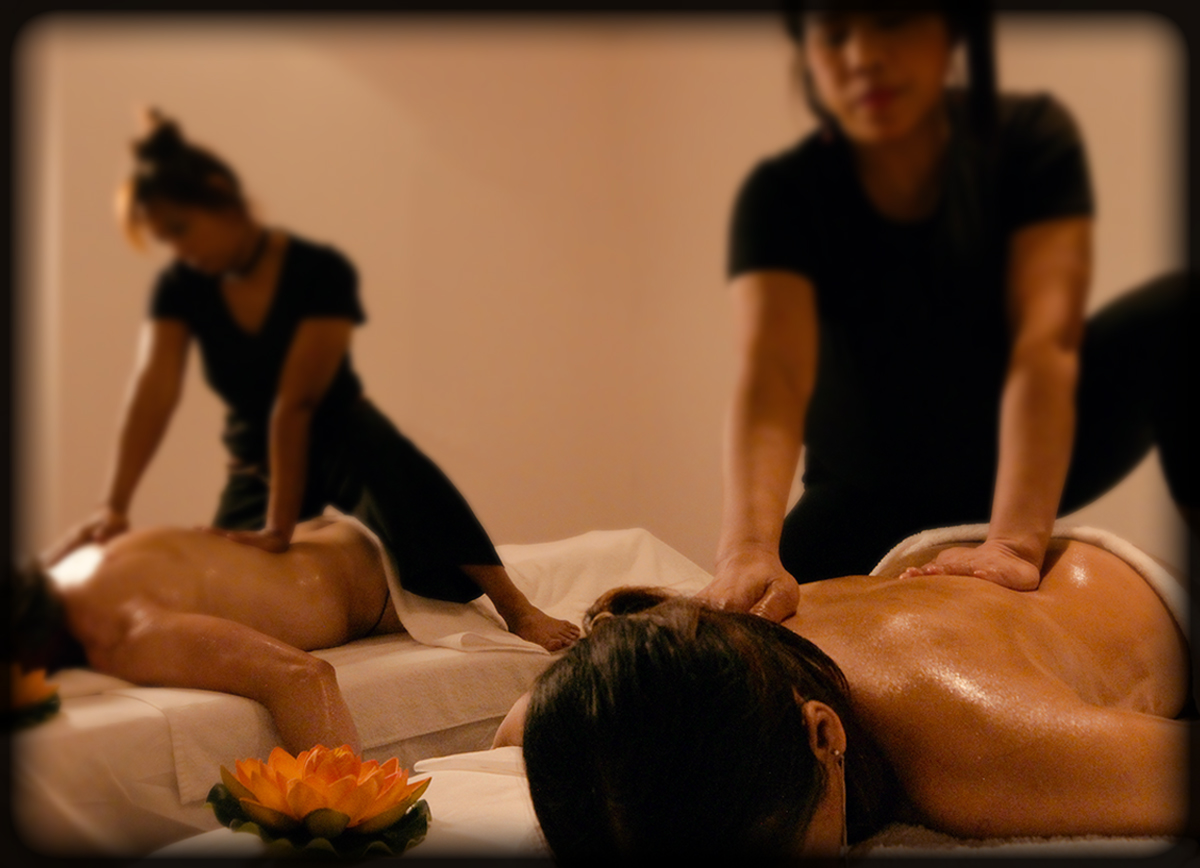 Janthra Spa Massage Duo Paris 6