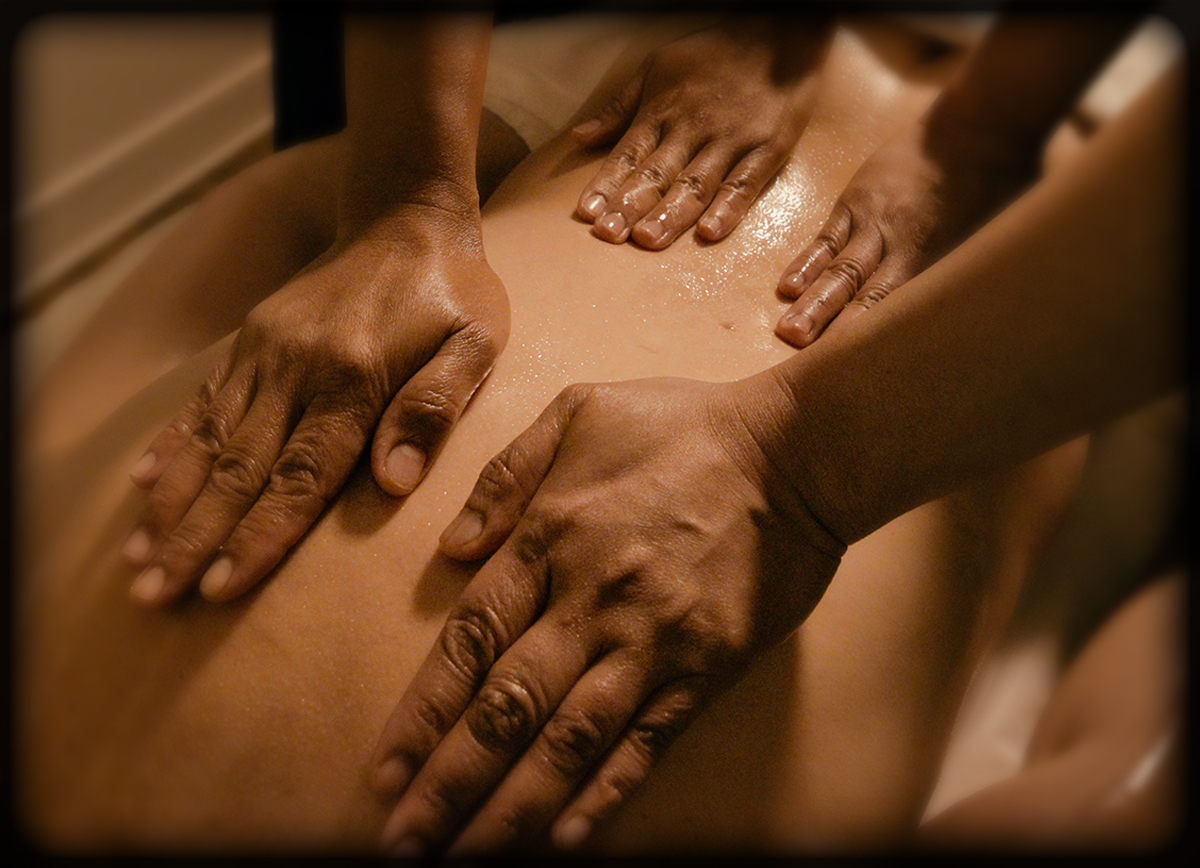 Janthra Spa Massage Paris 6 Quatre Mains
