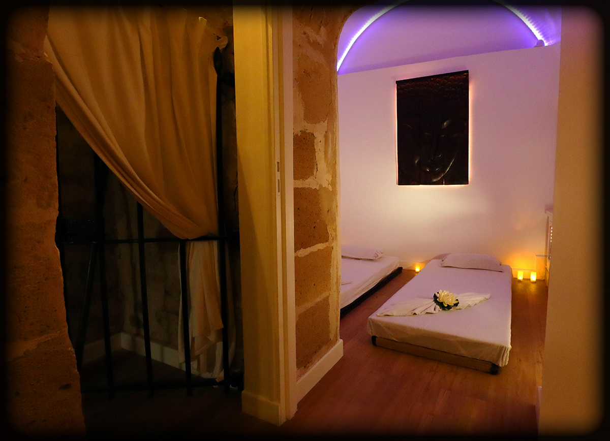 Janthra Spa massage relaxation paris